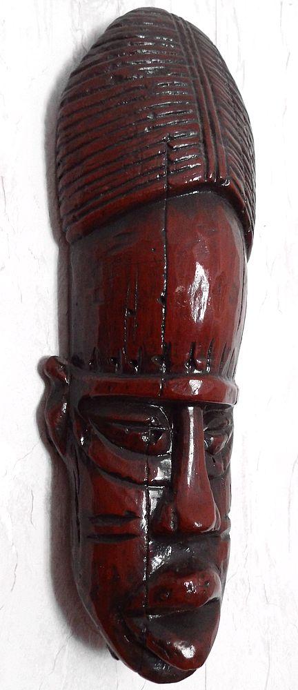 ... Sádrová maska s vysokým čelem 6369bf1362
